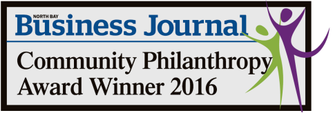 north bay business journal corporate philanthrophy award