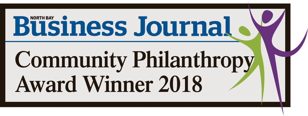 north bay business journal corporate philanthrophy award winner 2017