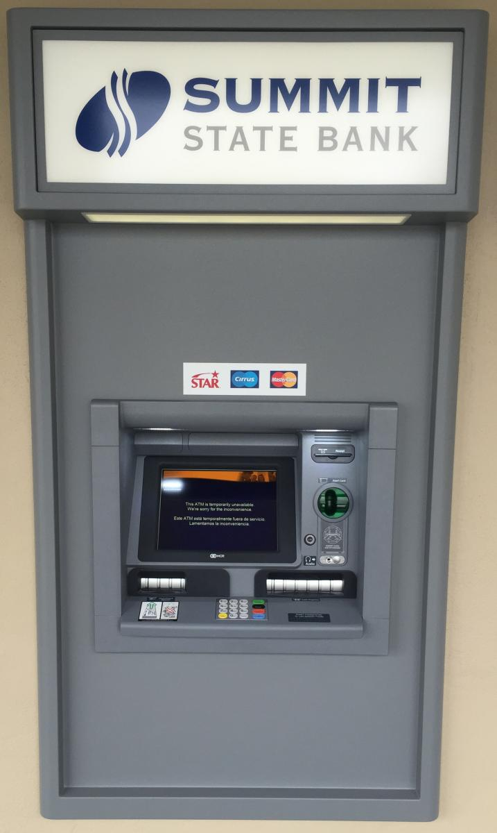 Summit State Bank ATM Locations