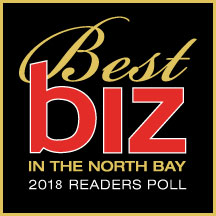 Best biz in the North Bay 2016 Readers Poll