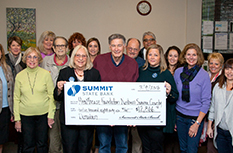 A Summit State Bank Donation