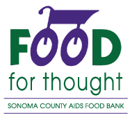Food For Thought, Sonoma County Aids Food Bank