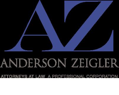 Anderson Zeigler Logo, Summit State Bank Customer