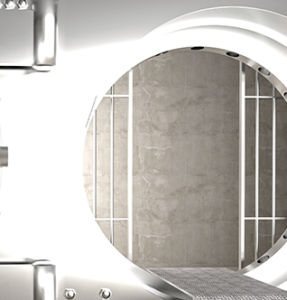 Best Business Bank vault image